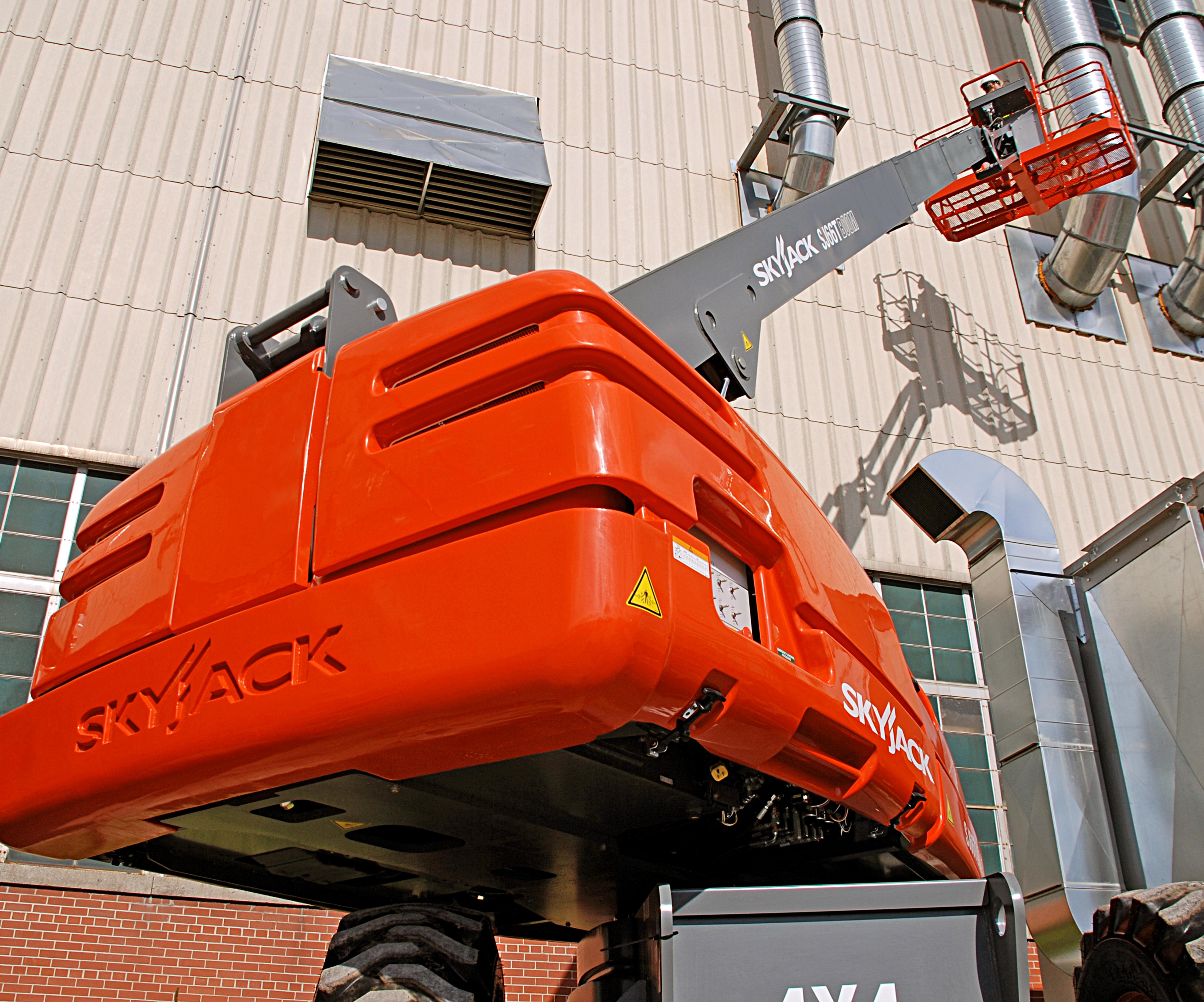 Skyjack SJ 66T - Platform Sales