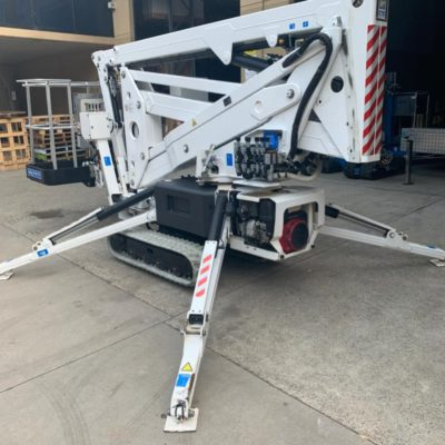 Used spider lift australia